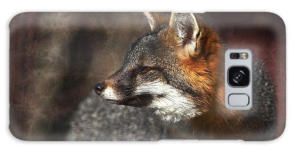Sly Galaxy Case - Sly As A Fox by Karol Livote