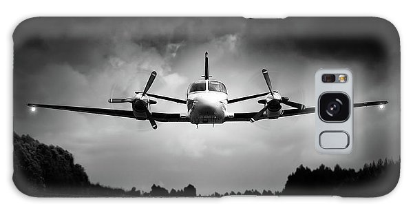 Airplanes Galaxy Case - Small Airplane Low Flyby by Johan Swanepoel