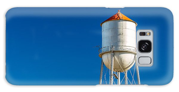 Small Town Water Tower Galaxy Case