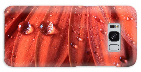 Small Water Drops Galaxy Case