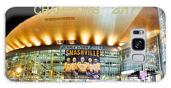 Smashville Western Conference Champions 2017 Galaxy Case