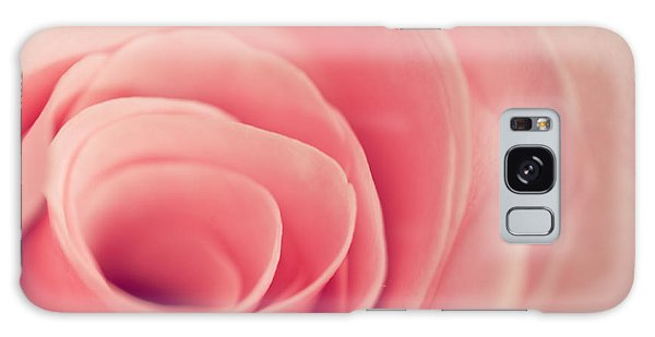 Smell The Roses Galaxy Case by Yvette Van Teeffelen