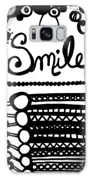 Smile Galaxy Case