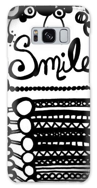 Smile Galaxy Case
