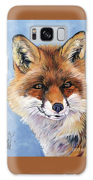 Smiling Fox Galaxy Case