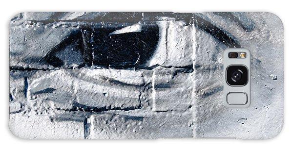 Smiling Graffiti Eye Galaxy Case