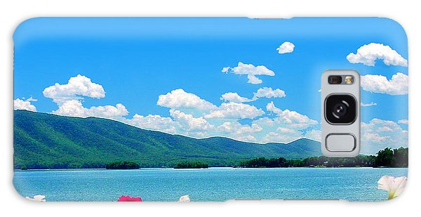 Smith Mountain Lake Grand View Galaxy Case by The American Shutterbug Society