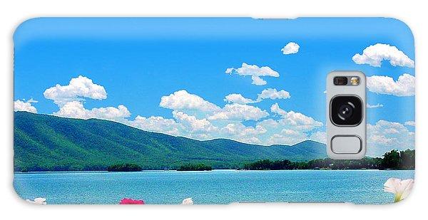 Smith Mountain Lake Grand View Galaxy Case