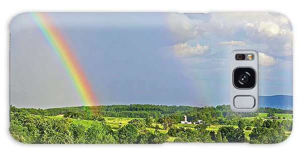 Smith Mountain Lake Rainbow Galaxy Case