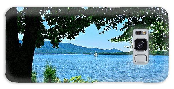 Smith Mountain Lake Sailor Galaxy Case by The American Shutterbug Society