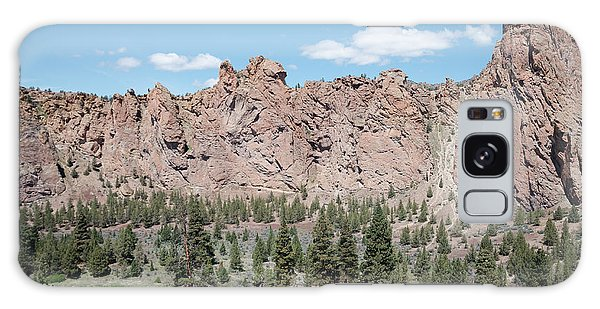 Smith Rock State Park Grandeur Galaxy Case