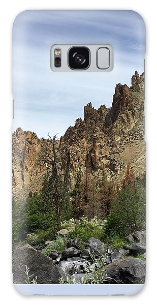 Smith Rocks Galaxy Case