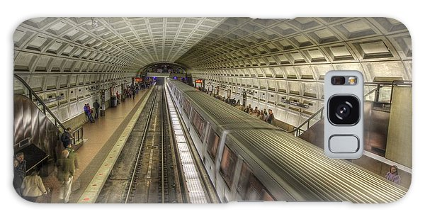 Smithsonian Metro Station Galaxy Case