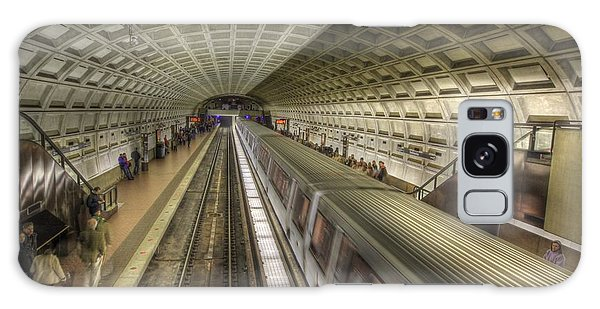 Smithsonian Metro Station Galaxy Case