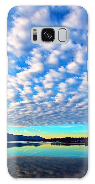 Sml Sunrise Galaxy Case by The American Shutterbug Society