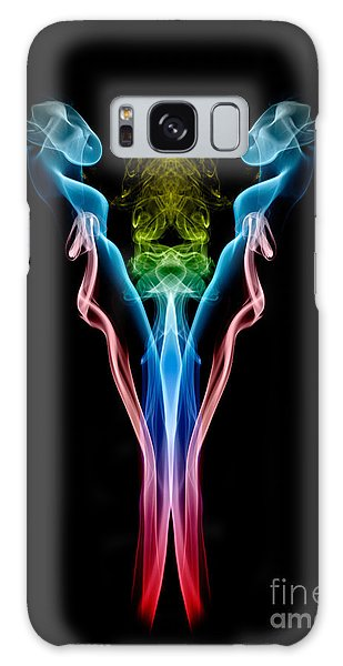 Smoke Demon Galaxy Case