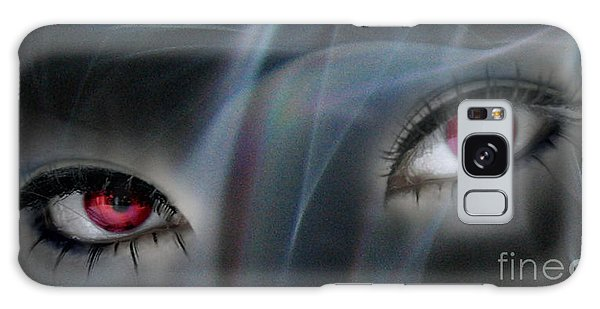 Smokey Eyes Galaxy Case