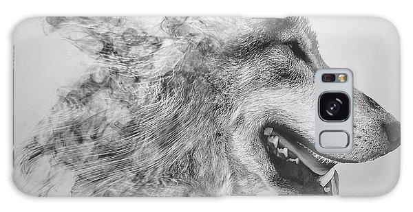 Smokey Wolf Galaxy S8 Case