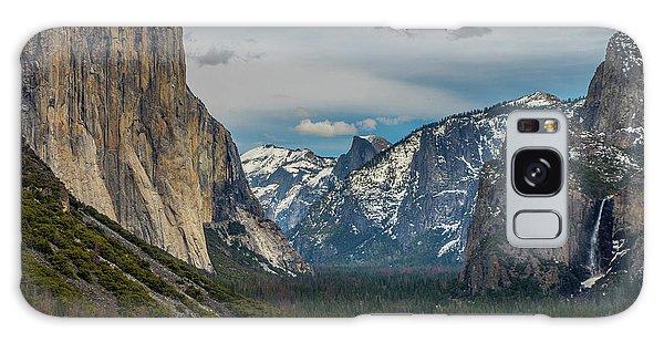 Smokey Yosemite Valley Galaxy Case