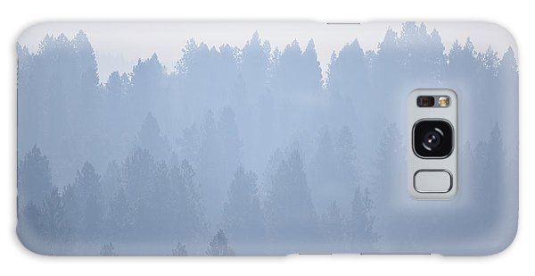 Smoky Pines Galaxy Case