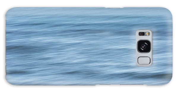 Smooth Blue Abstract Galaxy Case by Terry DeLuco