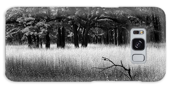 Galaxy Case - Snag, Field, And Trees by Bob Neiman