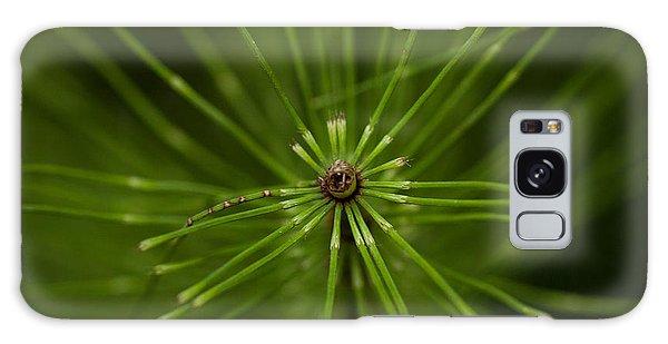 Snake Grass Galaxy Case
