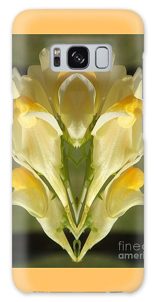 Snappy Bouquet Galaxy Case