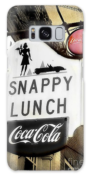 Snappy Lunch Galaxy Case