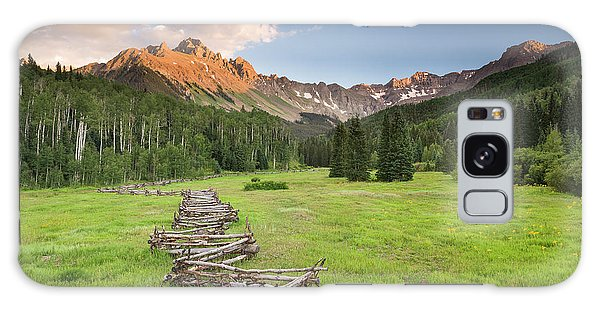 Sneffels Fence Horizontal Galaxy Case