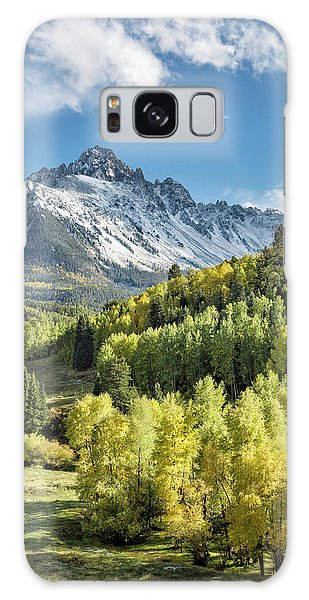 Sneffels In September Galaxy Case