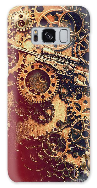 Sniper Rifle Fine Art Galaxy Case
