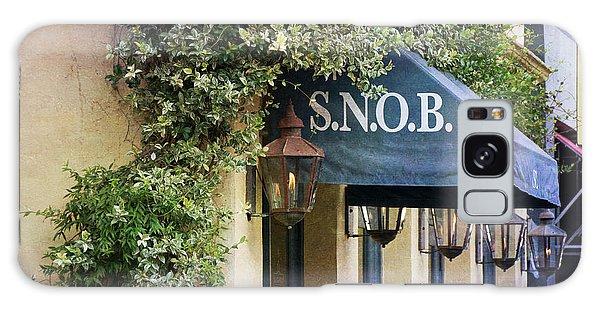 Snob Galaxy Case