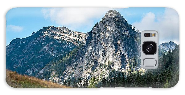 Snoqualmie Mountain Galaxy Case