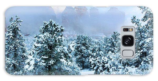 Snow 07-072 Galaxy Case by Scott McAllister