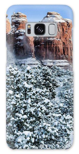 Snow 07-111 Galaxy Case by Scott McAllister