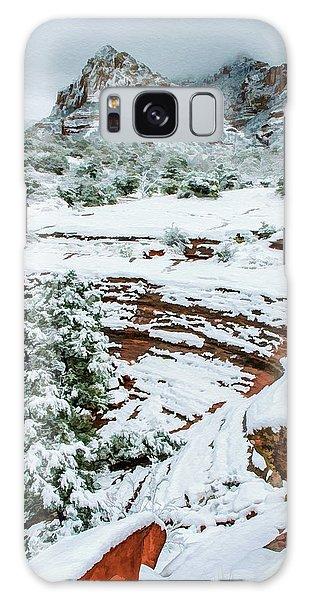 Snow 09-037 Galaxy Case by Scott McAllister