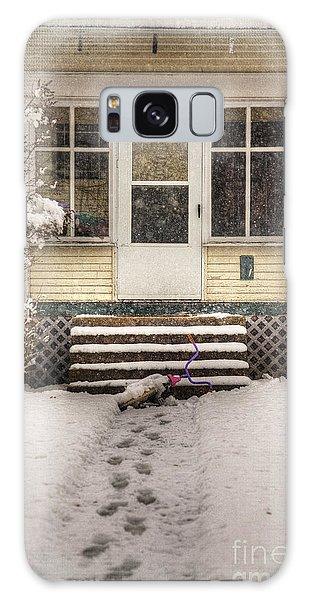 Snow 203 Door Galaxy Case