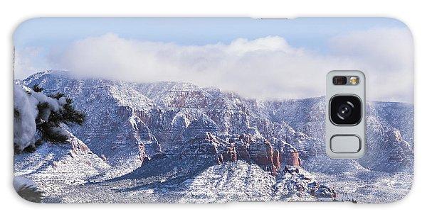 Snow Blanket Galaxy Case