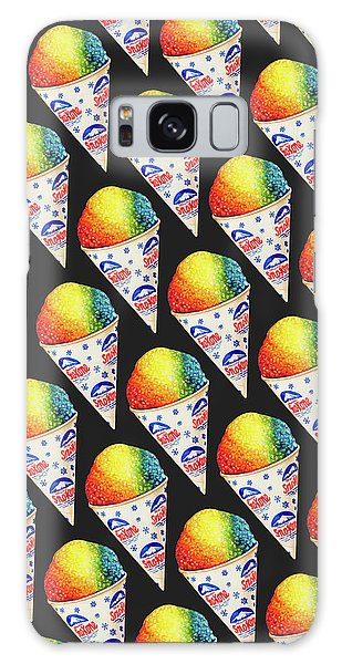 Ice Galaxy Case - Snow Cone Pattern by Kelly Gilleran