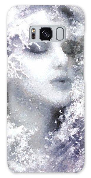 Snow Fairy  Galaxy Case by Gun Legler