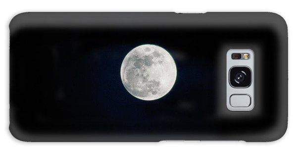 Snow Moon 4 Galaxy Case