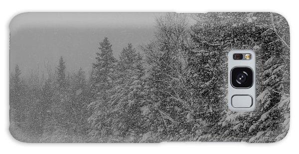Snow Storm Galaxy Case