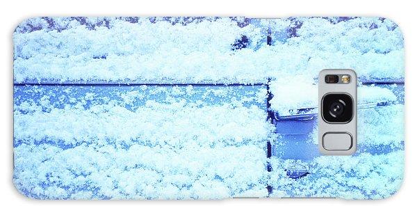 Snow Van 51 Chevy Panel Galaxy Case
