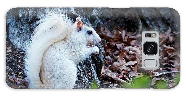 Snow White......squirrel, Galaxy Case
