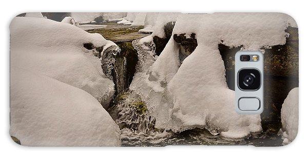 Snowcone Stream Galaxy Case