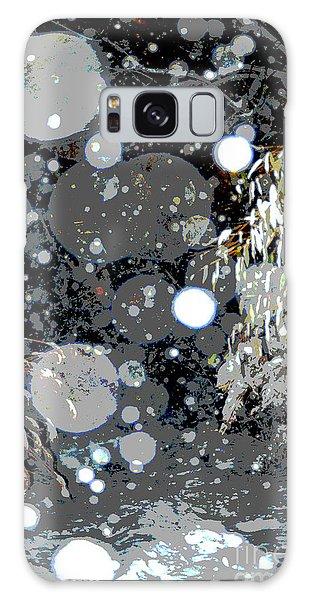 Snowfall Deconstructed Galaxy Case by Li Newton