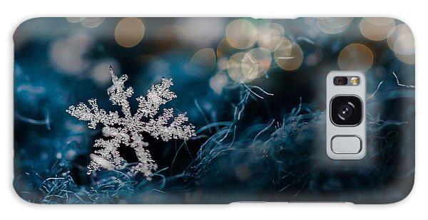 Snowflake Galaxy Case