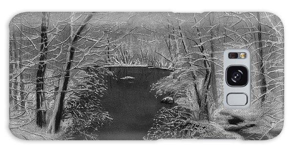 Snowy River Galaxy Case