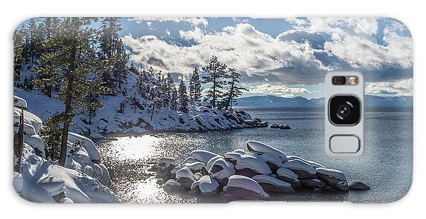 Snowy Tahoe Galaxy Case